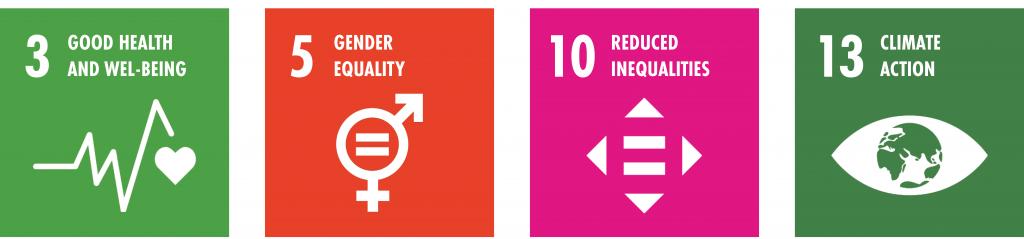 4 UN Sustainability Goals